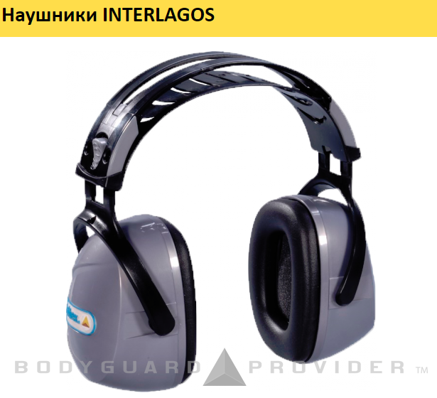 Наушники INTERLAGOS, SNR 33dB VENITEX
